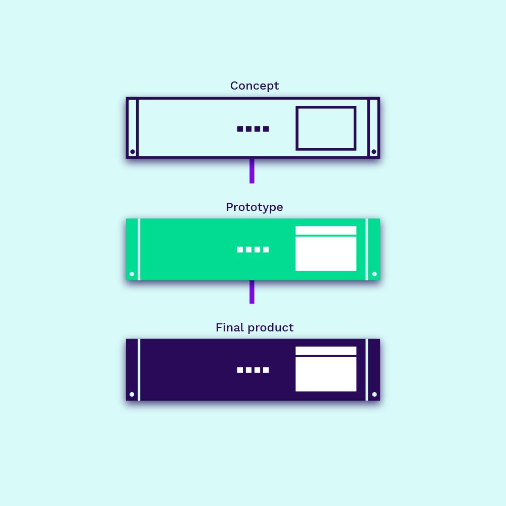 Appliance design by Vesper