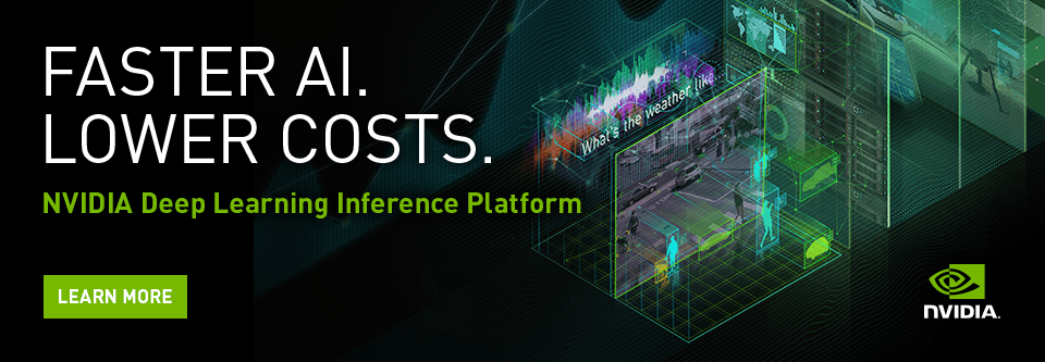 NVIDIA deep learning inference platform