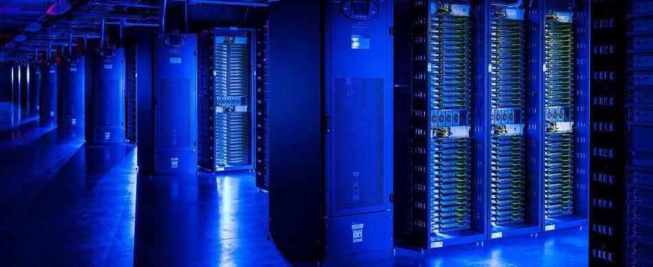 Facebook's Big Sur data center