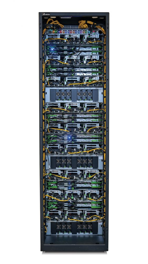 Vesper rack image